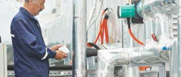 Kolos Temerin, Proizvodnja i reparacija Industrijske armature